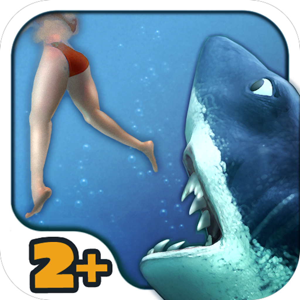 饥饿鲨鱼:Hungry Shark – Part 2+